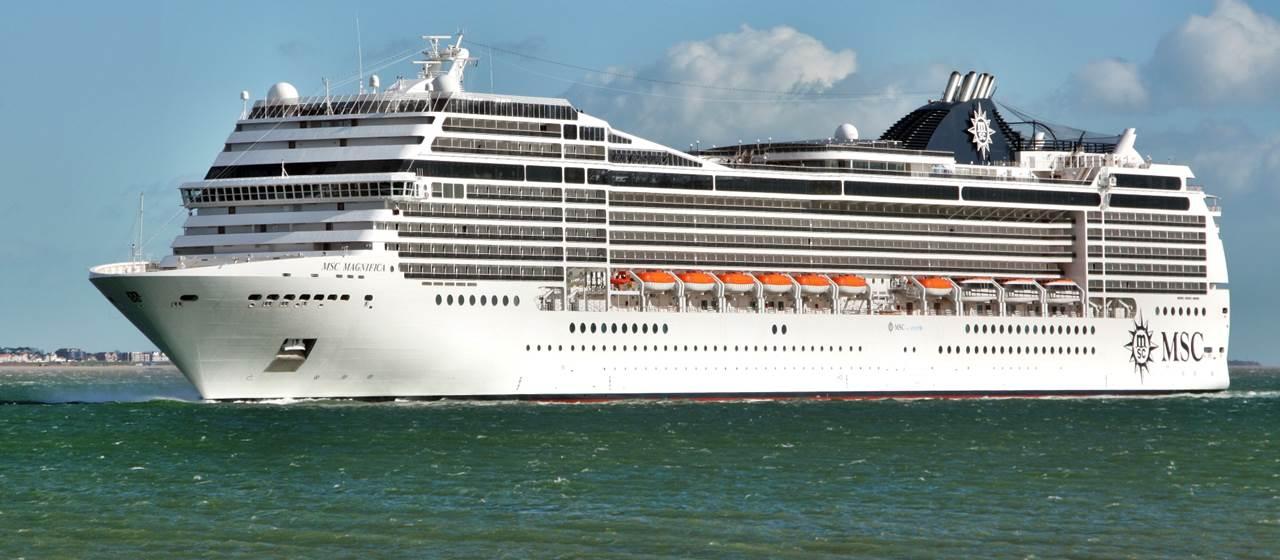 Al Via Il Refitting Di Msc Magnifica Dream Blog Cruise