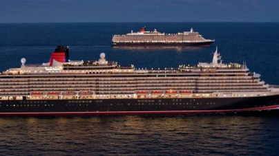 Cunard Line: nel 2016 tre esclusive 'Exotic World Cruises'