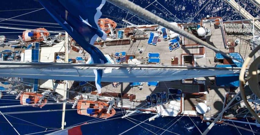 In Veliero Con Chiariva Dream Blog Cruise Magazine