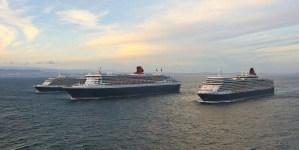 Cunard svela le novità 2019: grande ritorno dell'Alaska e speciale crociera alla ricerca dell'aurora boreale