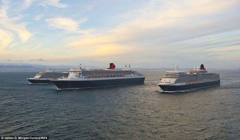 Cunard 5