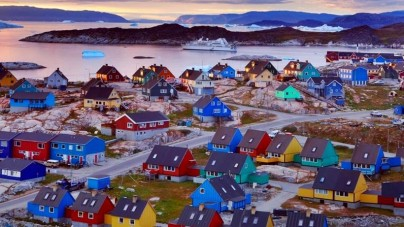 Groenlandia, lungo la terra degli uomini, con Kel 12