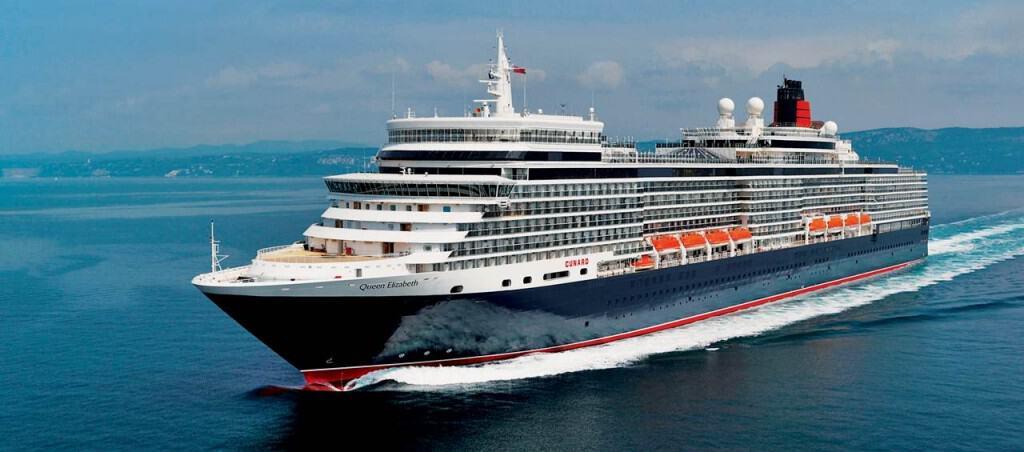 Queen Elizabeth, Cunard