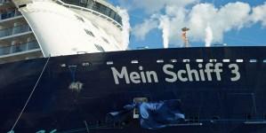 I cantieri Meyer Turku celebrano tue tappe fondamentali nella costruzione delle Mein Schiff 1 e 2