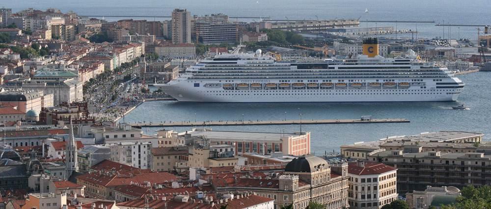 Porto di Trieste: tutti i dettagli della stagione 2019. Ritorno di Costa Crociere e conferma di TUI Cruises