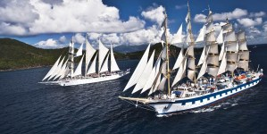 Vacanze gourmet in veliero con Star Clippers