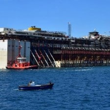 """Lavori Costa Concordia: a breve tavolo sulla sicurezza. Merlo: """"A fine mese inizio smantellamento"""""""