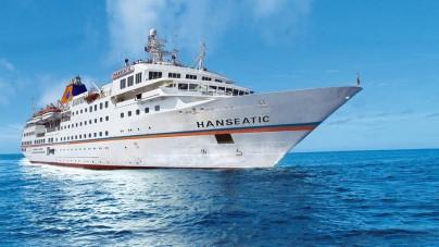 Hapag-Lloyd Cruises: Hanseatic stabilisce un nuovo record per le navi passeggeri