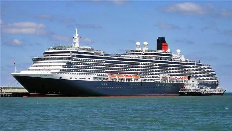Queen Victoria, Cunard