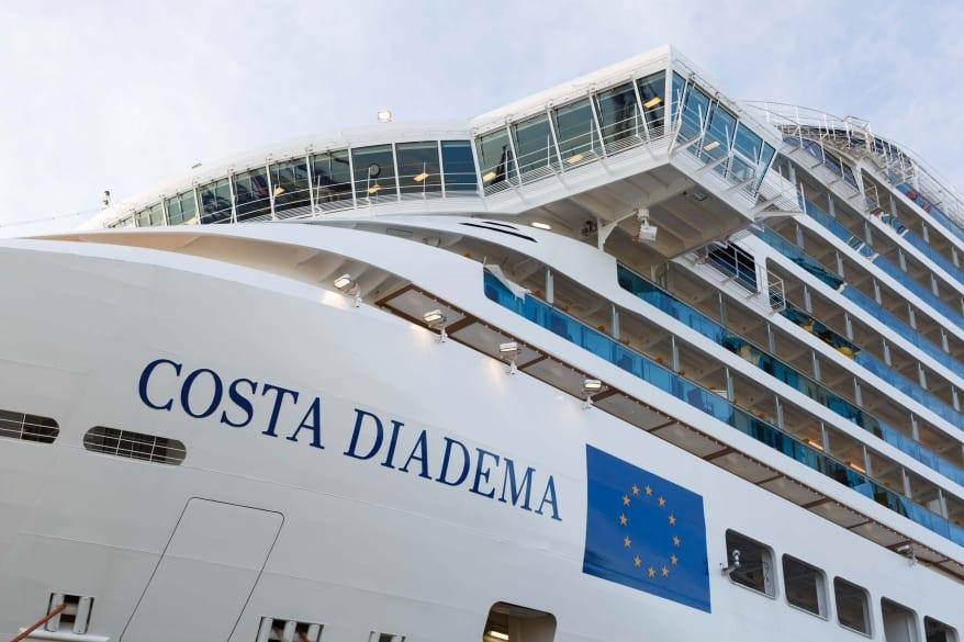 Costa Crociere aumenta gli scali a Palermo