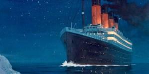 Zuppa di piselli, braciole di montone e formaggio: all'asta il menù del penultimo pasto del Titanic