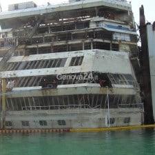 Trovato il corpo dell'ultima vittima a bordo della Concordia
