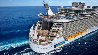 STX France, tre nuove navi per il gruppo Royal Caribbean Cruises
