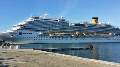 """Il porto di Trieste non previsto nella programmazione 2018 di Costa Crociere. Il Comune propone """"task force"""" alla Regione"""