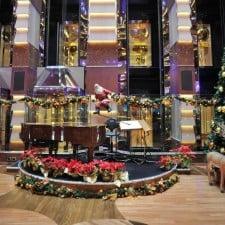 La magia del Natale in crociera con Costa