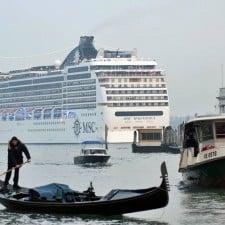 «Grandi navi a Venezia deciderà il prossimo sindaco»
