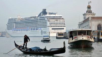 CLIA lancia un nuovo sito web, serve una soluzione per Venezia