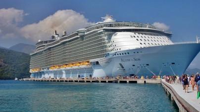 Rcl Cruises: passeggeri italiani in crescita del 25%