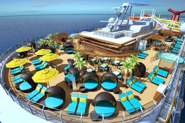 Carnival Vista, Carnival Cruise Lines