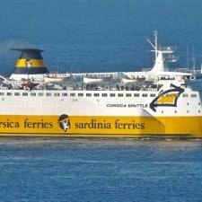 Weekend di primavera sulle navi gialle Corsica Sardinia Ferries