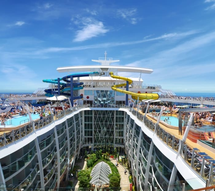 Harmony of the Seas, Royal Caribbean International 2