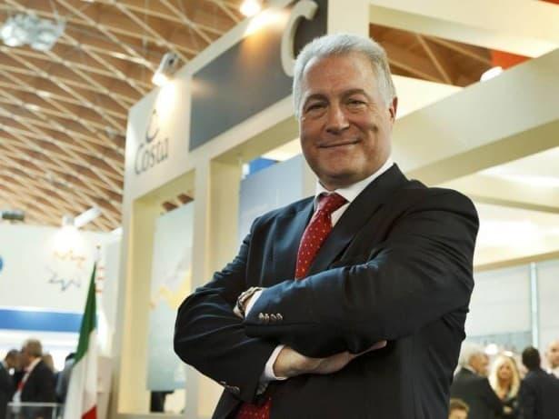 Carlo Schiavon, Costa Crociere