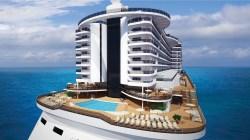 MSC Seaside, parte il countdown per il suo debutto. Appuntamento il 30 novembre a Trieste