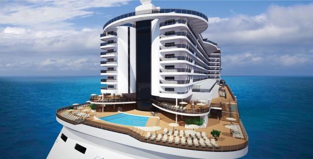 MSC Seaside: il 30 novembre 2017 la prima grande crociera da Venezia a Miami