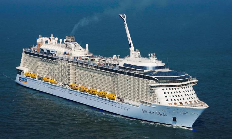 Royal Caribbean ordina la quinta nave di classe Quantum. Il debutto nel 2020