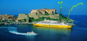 """Corsica Sardinia Ferries sostiene le attività di Worldrise e il progetto """"Il Golfo dei Delfini"""""""