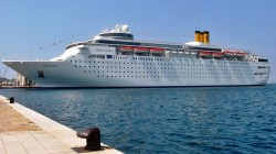 Sciopero bacini a Genova, Costa Crociere sposta a Marsiglia i lavori di manutenzione di Costa neoClassica