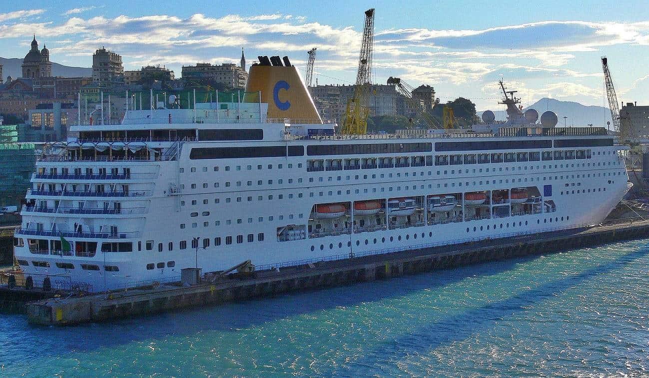 Da costa crociere la nuova promo una vacanza cos non l for Costa neoriviera piano nave