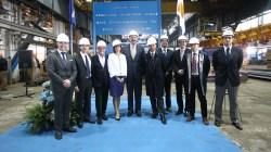 Fincantieri: a Marghera al via i lavori in bacino per Seabourn Encore