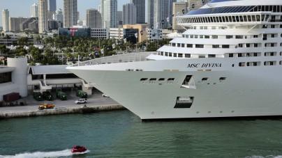 MSC crociere: da novembre il ritorno di MSC Divina a Miami per un intero anno