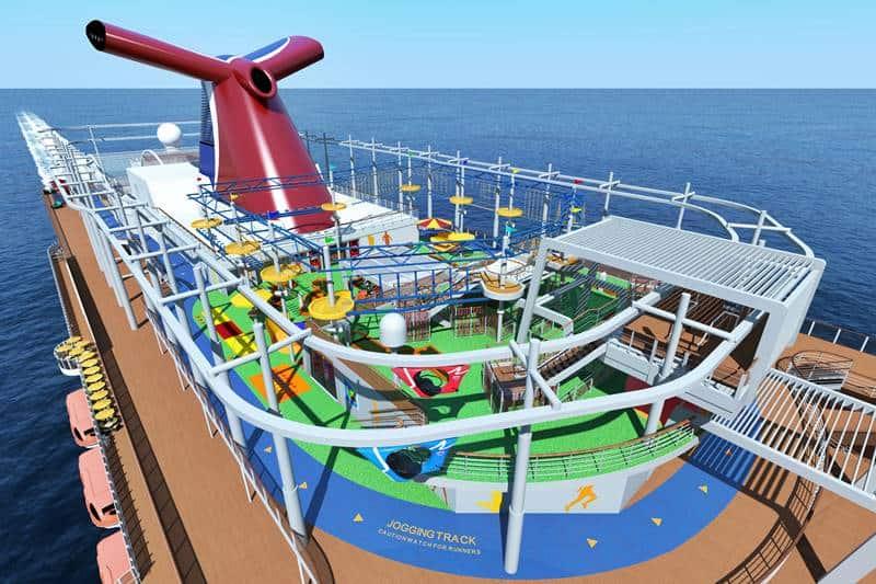 Carnival Vista La Nuova Ammiraglia A Misura Di Famiglia  Dream Blog Cruise