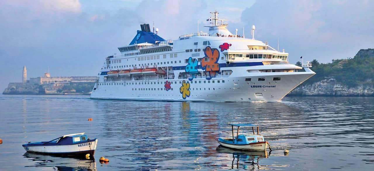 Louis Cruises Acquisisce Il Marchio Cuba Cruises Dream