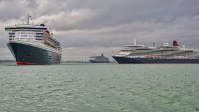 Cunard: al via le celebrazioni del 175° anniversario della Compagnia