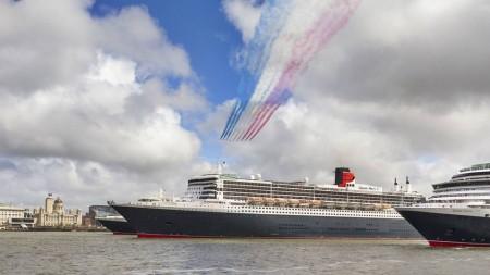 Cunard incassa due premi ai Porthole Cruise Magazine Choice Awards 2016