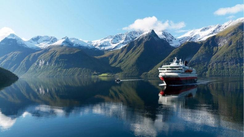 Ipotesi di cambio di proprietà per Hurtigruten