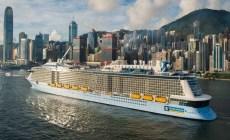 Royal Caribbean, al via da ottobre una nuova maxi stagione di crociere da Singapore con il posizionamento di tre navi