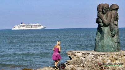 Test crocieristi superato: «Viareggio piace più di Portofino»