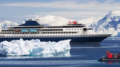 Da Knud E. Hansen A/S un innovativo progetto per una nuova luxury ship da dedicare a crociere tra i ghiacci
