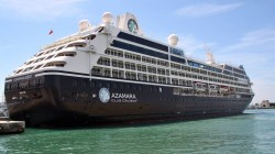 Azamara Club Cruises debutta in Australia