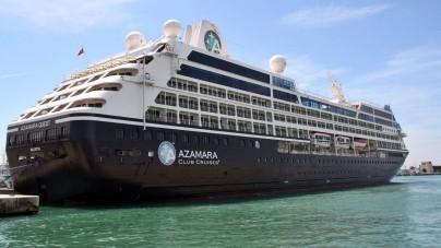 Azamara Club Cruises debutta in Australia