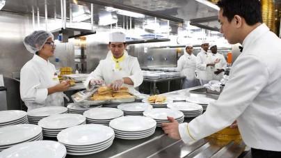 """Lavoro: in scadenza il termine per iscriversi al corso per """"Cuoco di bordo"""" nelle navi Costa Crociere promosso dalla Provincia di Pesaro e Urbino"""