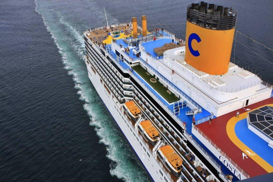 Costa Crociere: nuova intesa con Vueling. Rinnovato l'accordo con Iberia