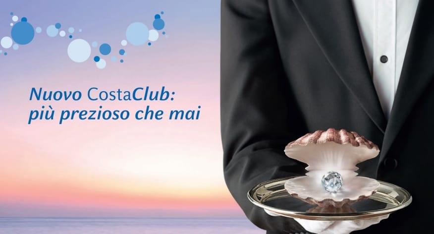 Costa Crociere, novità in arrivo per il CostaClub