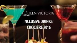 """Da Gioco Viaggi la nuova promo """"Inclusive Drinks"""" a bordo di Queen Victoria (Cunard) per il Mediterraneo 2016"""