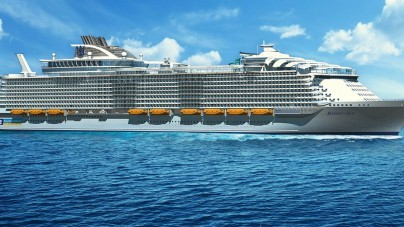 Harmony of The Seas di Rccl a Civitavecchia dal 2016