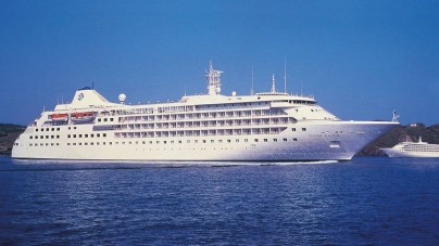 Silversea: nel 2017 il trasferimento di Silver Cloud alla flotta Expeditions